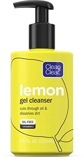 Clean & Clear - Lemon Gel Cleanser
