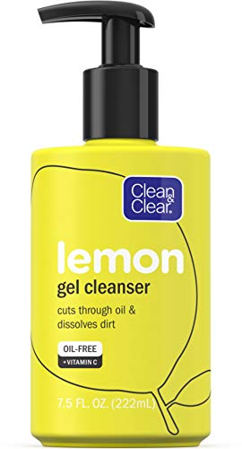 Clean & Clear - Lemon Gel Cleanser
