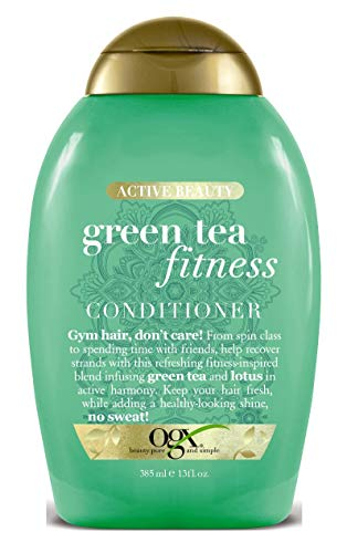 OGX - Ogx Conditioner Green Tea Fitness 13 Ounce (385ml) (6 Pack)