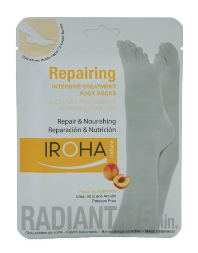 null - Iroha Repairing Intensive Treatment Foot Socks