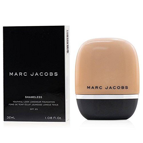 null -  Marc Jacobs Shameless Youthful Look Longwear Foundation SPF25 – # Medium R380, 32ml/1.08oz Parallel import goods