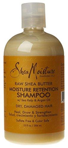 Shea Moisture - Shea Moisture Raw Shea Shampoo 13 Ounce (384ml) (6 Pack)