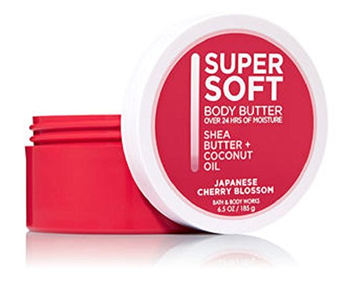 Bath & Body Works - Bath and Body Works Body Butter (Super Soft Japanese Cherry Blossom)