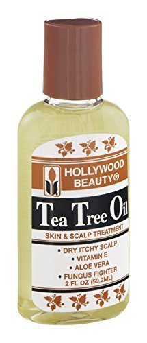 Hollywood Beauty - Hollywood Beauty Tea Tree Oil Skin & Scalp Treatment, 2 oz (Pack of 12)