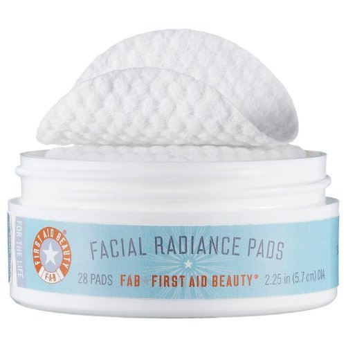 Facial Radiance Pad - First Aid Beauty Facial Radiance Pad 28 pads 2.25 in/5.7 cm