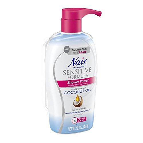 Nair Shower Nair Shower Power Sensitive Hair Removal Reviews