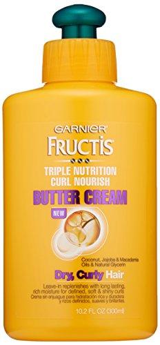 Garnier - Triple Nutrition Curl Moisture Leave-In Conditioner