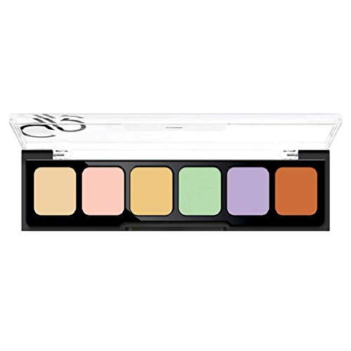 Golden Rose - Correct & Conceal Camouflage Cream Pallet