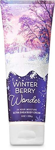 Bath and Body Works - Winter Berry Wonder Ultra Shea Body Cream