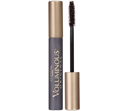 L'Oreal Paris - L'Oreal Paris Makeup Voluminous Original Volume Building Mascara, Black Brown, 0.28 fl. oz.
