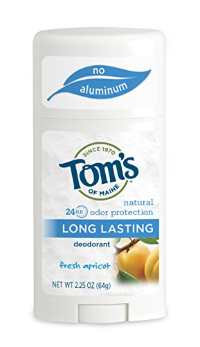 Tom's of Maine - Natural Deodorant Stick, Apricot
