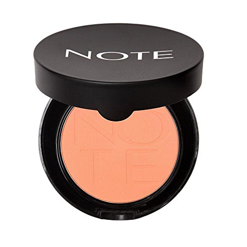 Note Cosmetics - Note Cosmetics Luminous Silk Compact Blusher (05 Desert Rose)