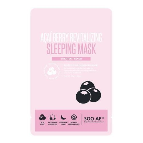 SOOAE - Acai Berry Revitalizing Sleeping Mask