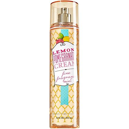 Bath & Body Works - Lemon Pomegranate Cream Fine Fragrance Mist