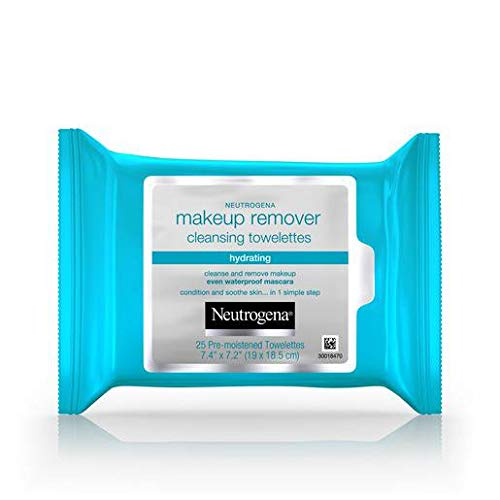 Neutrogena - Hydrating Makeup Remover Cleansing Towelettes