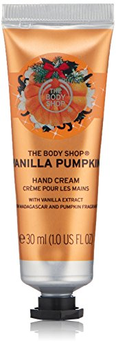 The Body Shop - Vanilla Pumpkin Hand Cream