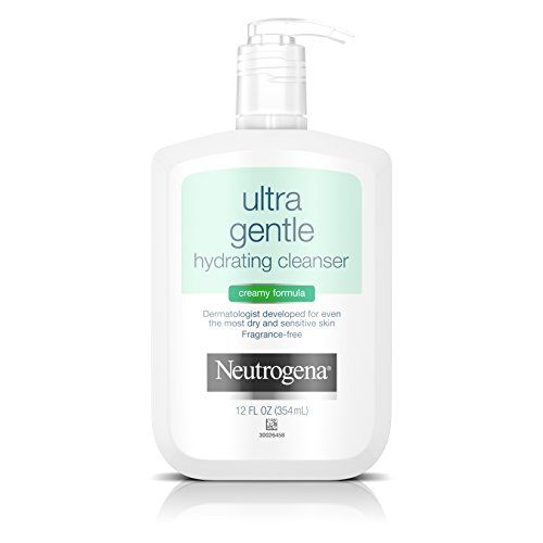 Neutrogena - Ultra Gentle Hydrating Cleanser For Sensitive Skin