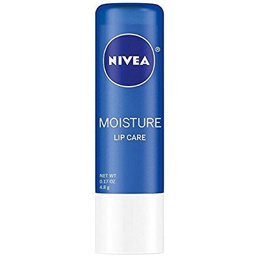Nivea - NIVEA A Kiss of Moisture Essential Lip Care 0.17 oz ( Pack of 12)
