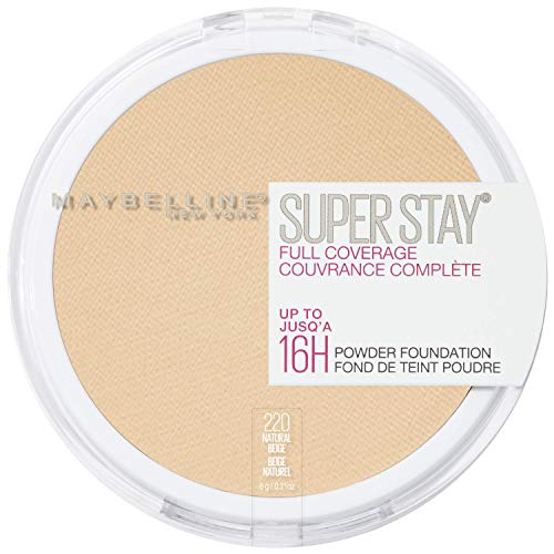 Maybelline - Super Stay Full Coverage Powder Foundation, Matte