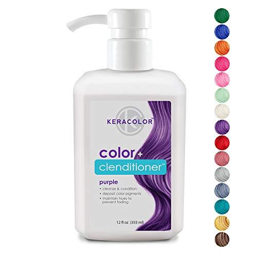 Keracolor - Color Plus Clenditioner, Purple