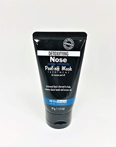 BioMiracle Beauty - BioMiracle EXTRA STRENGTH NOSE PEEL OFF Mask