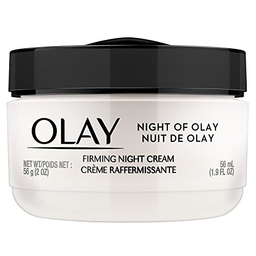 Olay Olay Night Firming Cream 1.9 Ounce (56ml) (3 Pack)