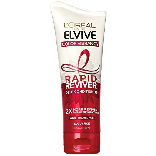 L'Oreal Paris - Elvive Color Vibrancy Rapid Reviver Deep Conditioner