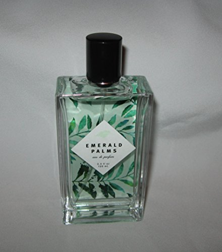 Tru Fragrance & Beauty - Emerald Palm Eau de Parfum 3.4 fl oz Spray