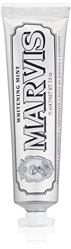 Marvis - Marvis Whitening Mint Toothpaste, 3.8 ounces