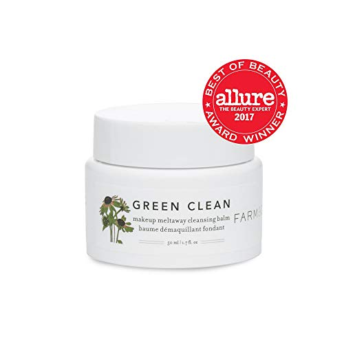 FARMACY - Farmacy Green Clean Makeup Meltaway Cleansing Balm - Natural Makeup Remover 1.7 fl oz / 50 m l