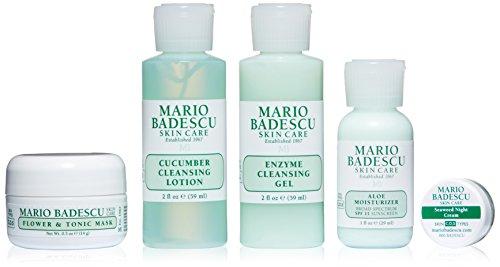 Mario Badescu - Mario Badescu Combo/Oily Regimen Kit, 5.5 oz.