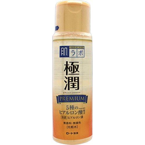 Hada Labo  - Gokujun premium Hyaluronic Solution