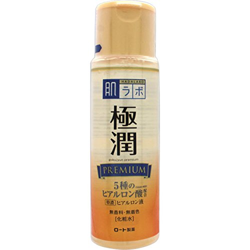 Hada Labo  - Gokujun premium Hyaluronic Solution