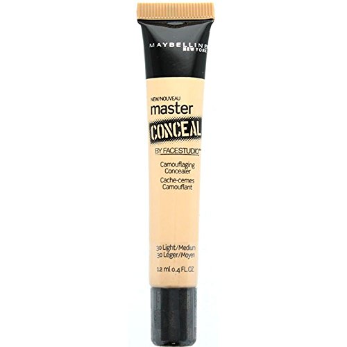 Maybelline New York - Maybelline New York Master Conceal by Facestudio, Light/Medium [30] 0.40 oz (Pack of 3)