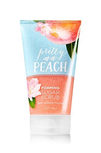 Bath & Body Works - Bath & Body Works Foaming Sugar Scrub Pretty as a Peach