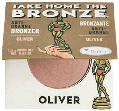 The Balm Cosmetics - Take Home The Bronze, Oliver