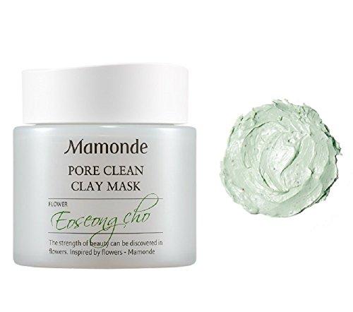 Mamonde - Mamonde Pore Clean Clay Mask Travel Size 0.84 oz