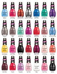 SinfulColors 10-piece Surprise Nail Polish Set