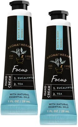 Bath and Body Works - Aromatherapy Focus Eucalyptus Tea Hand Cream