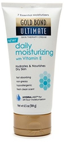 Gold Bond Ultimate - Gold Bond Ultimate Daily Moisturizing With Vitamin E Skin Therapy Cream 6.50 oz (Pack of 7)