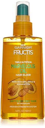 Garnier - Fructis Triple Nutrition Marvelous Oil Hair Elixir