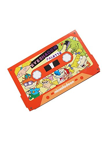 90s eyeshadow - NICKELODEON 90'S EYESHADOW 10 COLOR PALETTE Makeup Set Rugrats Hey Arnold CatDog