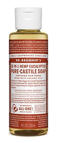 Dr. Bronner's - Pure-Castile Liquid Soap, Eucalyptus