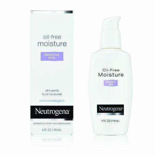 Neutrogena Oil-Free Moisture, Sensitive Skin