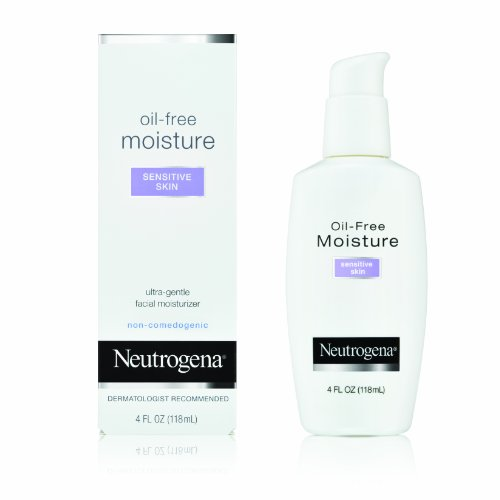 Neutrogena - Oil-Free Moisture, Sensitive Skin