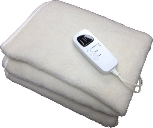 Therapist's Choice® - Therapist's Choice® Deluxe Fleece Massage Table Warmer, 12 Foot Power Cord. For Use with Massage Tables Only, Do Not Use as a Bed Blanket Warmer