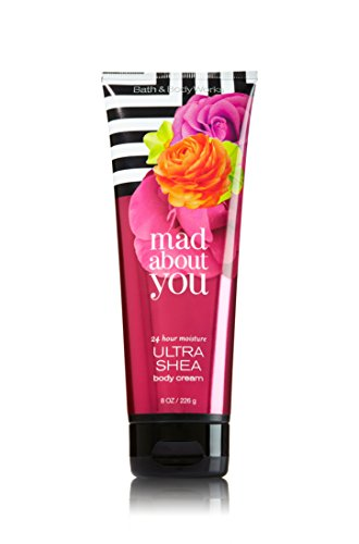 Bath & Body Works - Bath & Body Works, Signature Collection Ultra Shea Body Cream, Mad About You, 8 Ounce