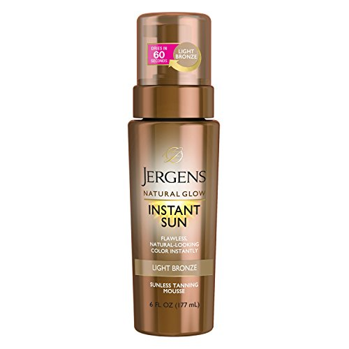 Jergens - Sunless Tanning Mousse
