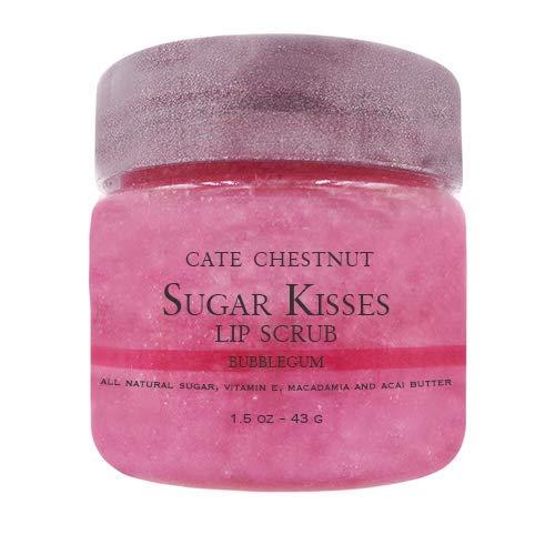 Cate Chestnut Sugar Kisses Lip Scrub