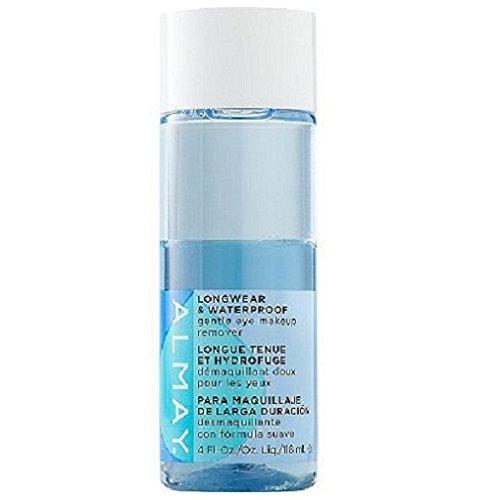 Almay - Alm Eye Mkup Removr Lgwr Size 4 Almay Longwear & Waterproof Gentle Eye Makeup Remover Longwear Liquid 4oz